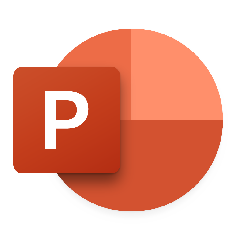 Icone PowerPoint Mac