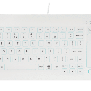 Clavier Compact Touchpad