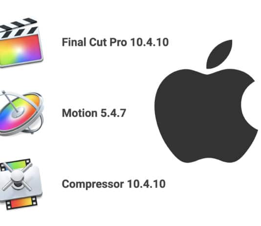 Apple Final Cut Pro Motion Compressor