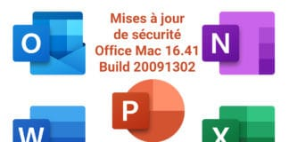 Office Mac 16.41 Build 20091302
