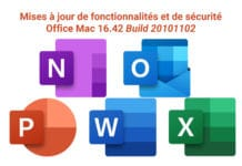 Microsoft Office Mac 16.42 Build 20101102