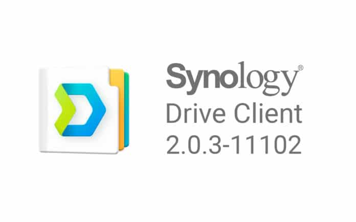 Synology Drive 2.0.3-11102