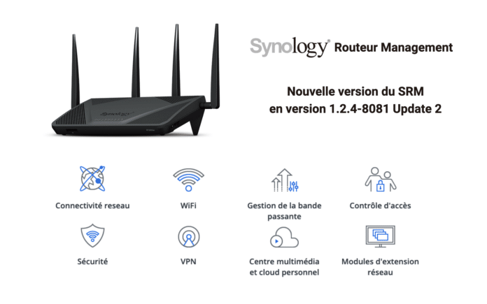 Synology Router Mangement SRM
