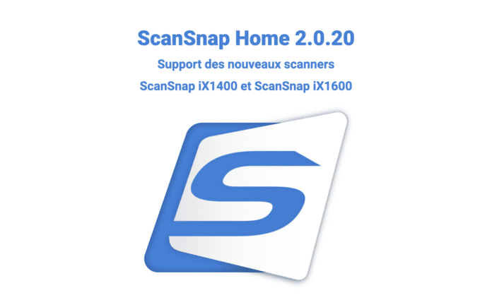 ScanSnap Home 2.0.20