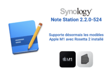 Synology NoteStation 2.2.0-524