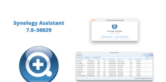 Synology Assistant 7.0-50029