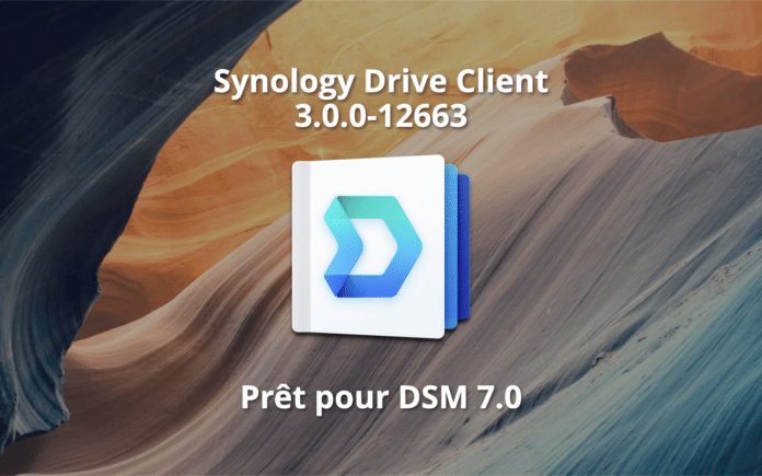 Synology Drive 3.0.0-12663